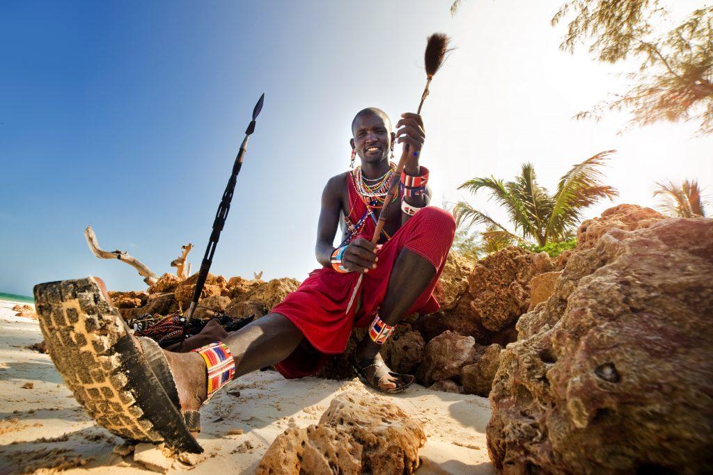 שבט המסאי בקניה